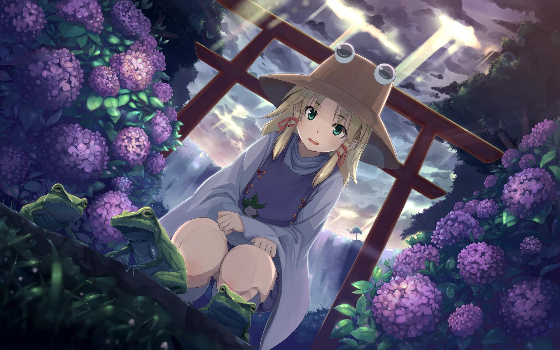 梅雨の終わり by Buriteri (ぶりてり)