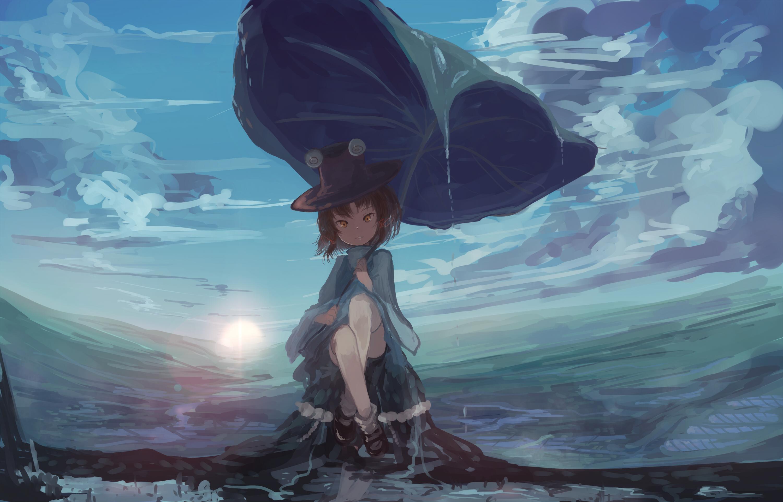 雨上がりの日 by Mifuru (みふる)