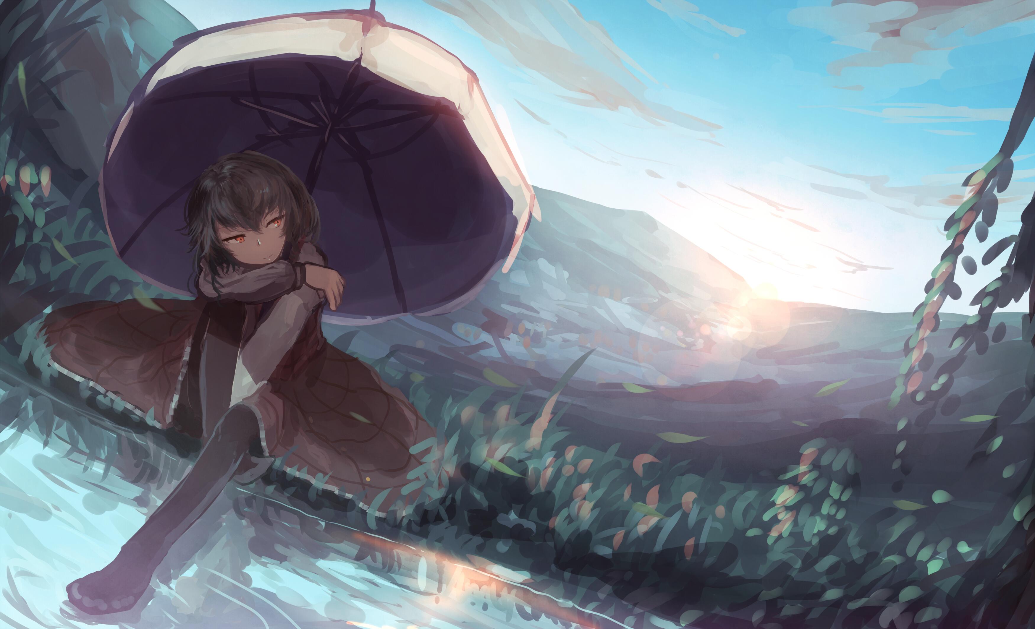 野に咲く花 by Mifuru (みふる)