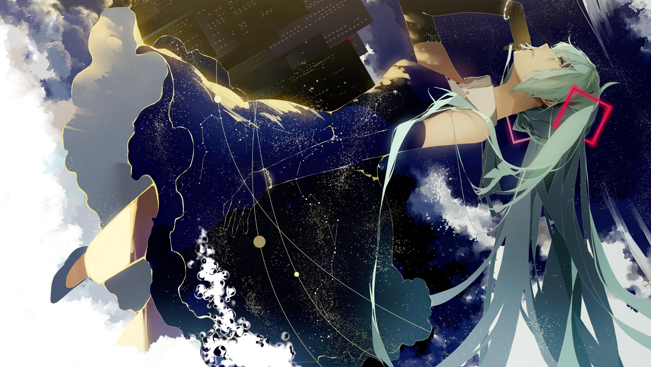 ミクオリジナル曲】ミッドナイトダンサー by saihate