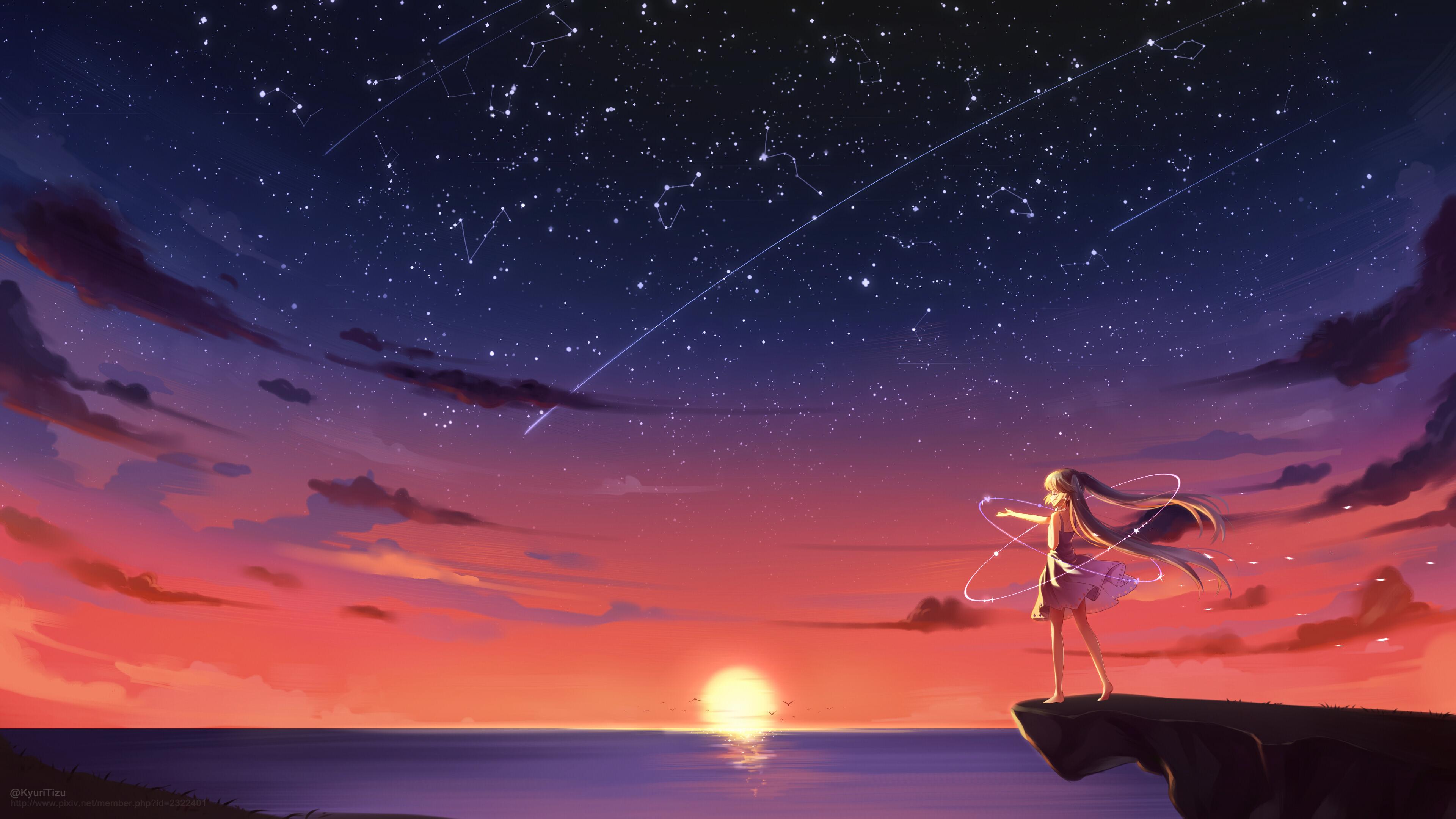 空の語り by Kyuri