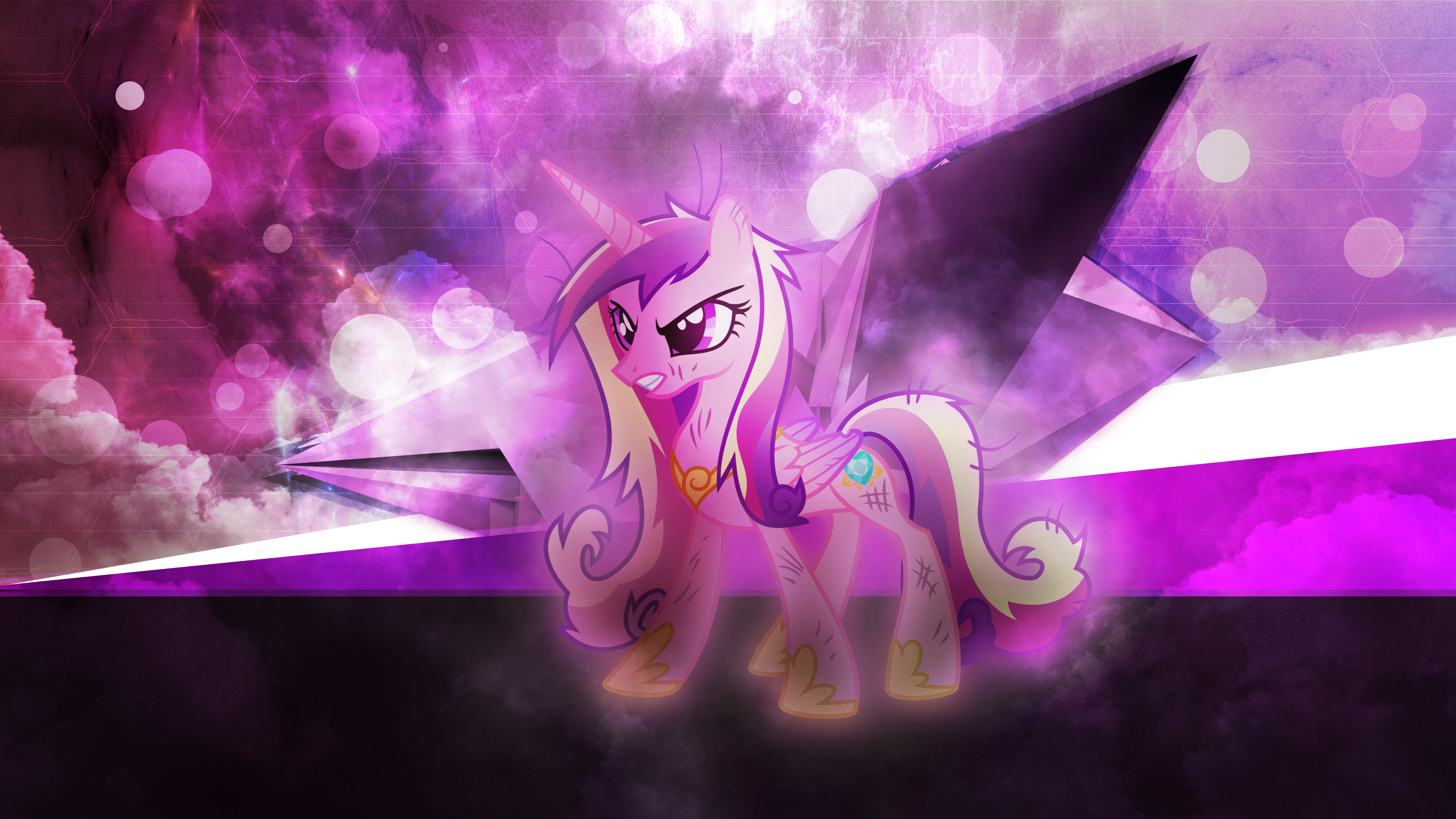 Wrath of Cadance by Game-BeatX14 and Givralix