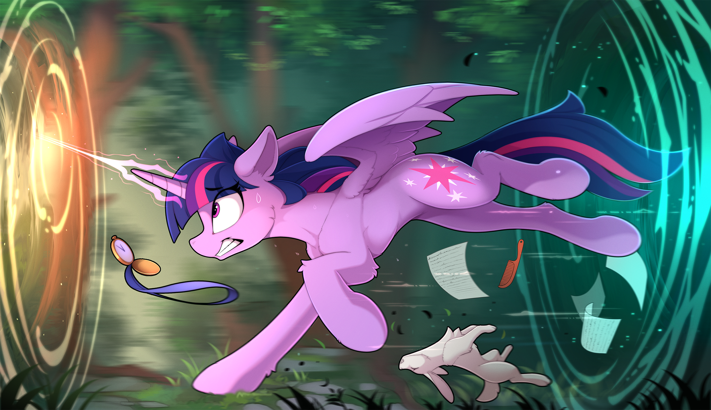 Twilight can't be late by Yakovlev-vad