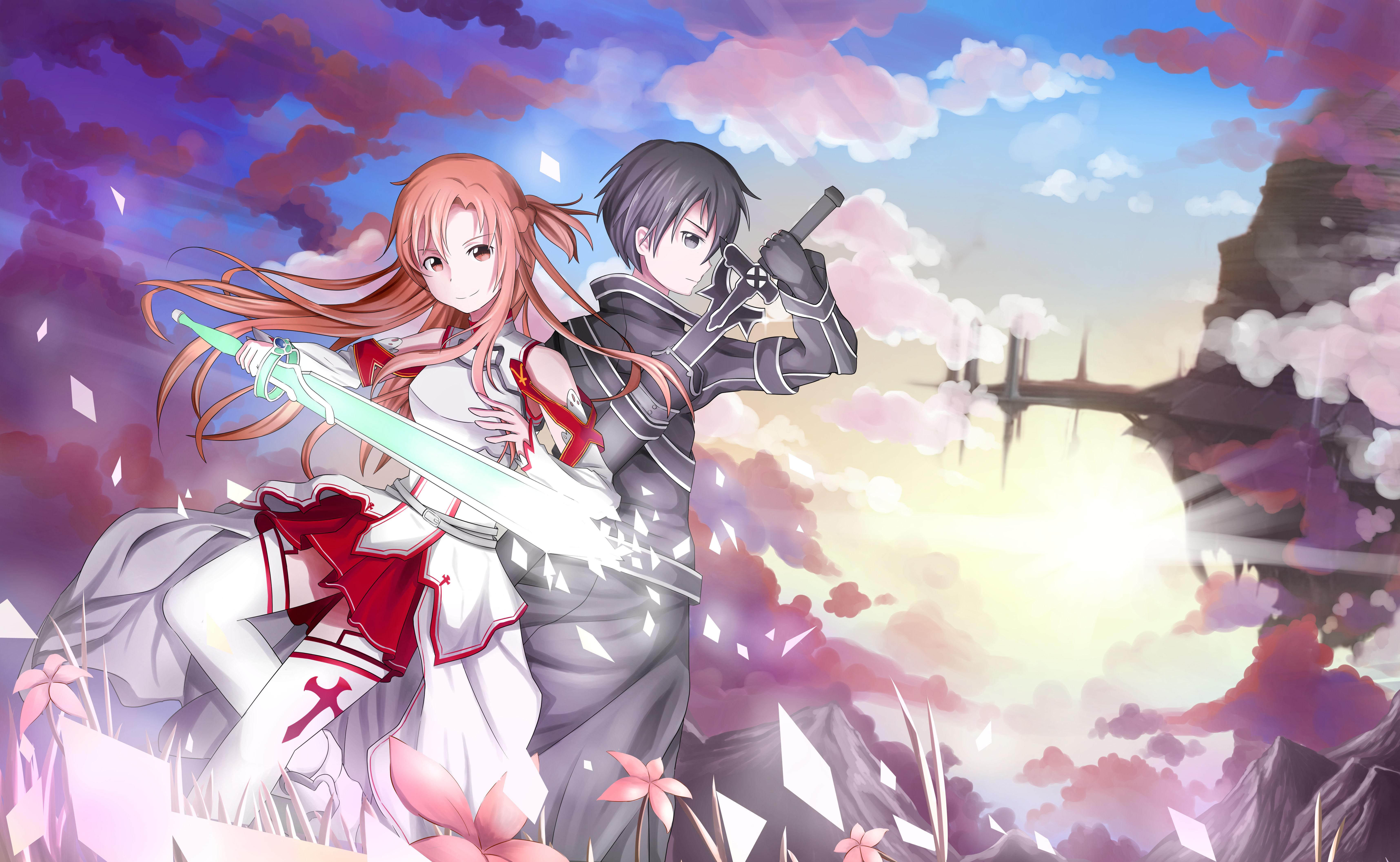 Sword art online by White Mochi