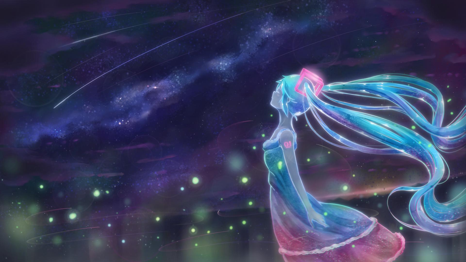 銀河を眺める by Yuntoko