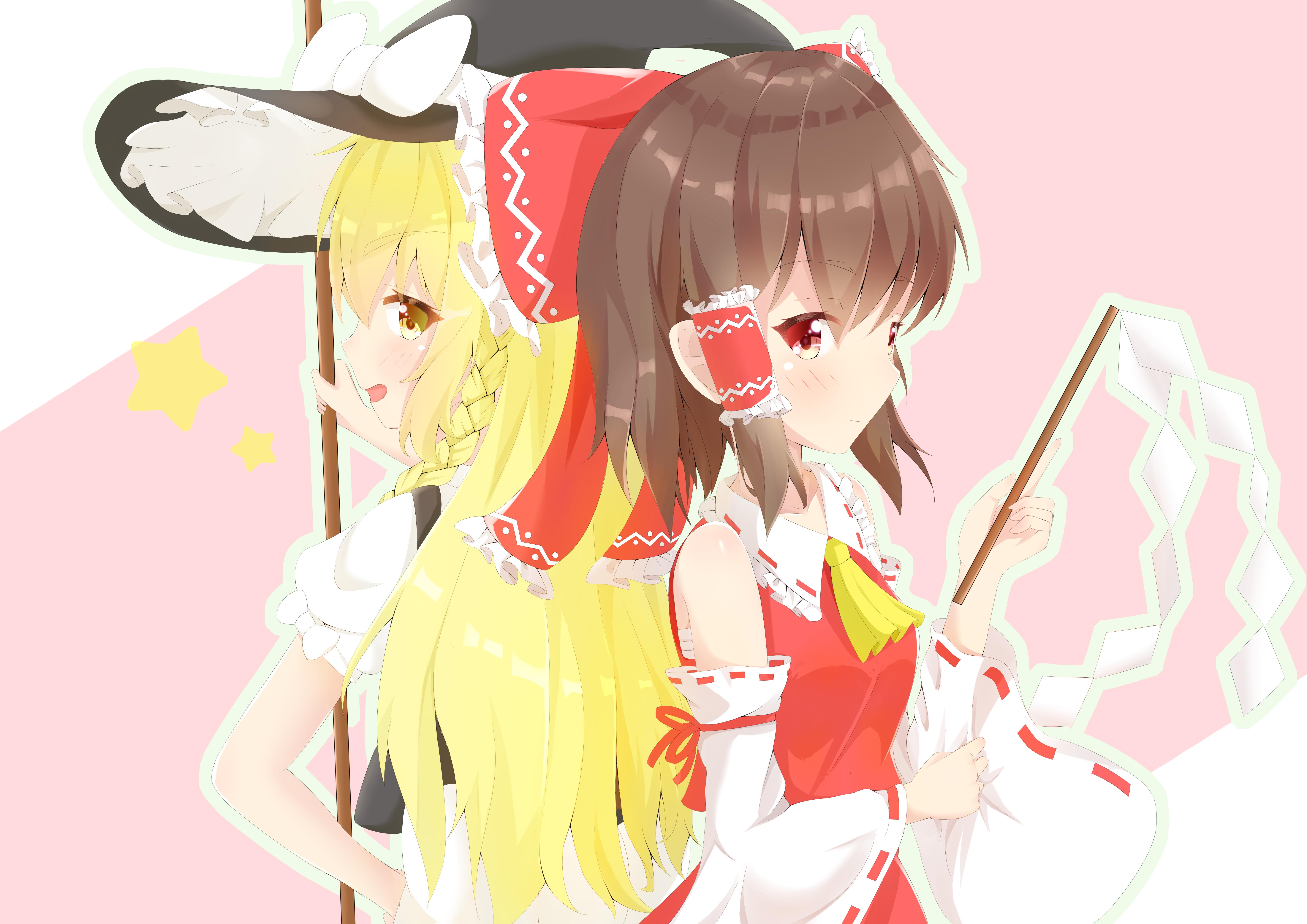 れいまり! by 黒兔輝