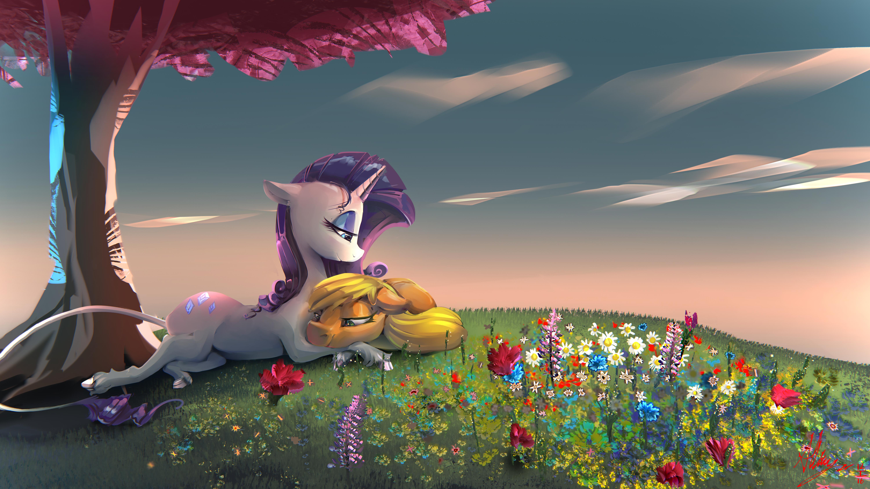 In meadow love blooms by Alumx