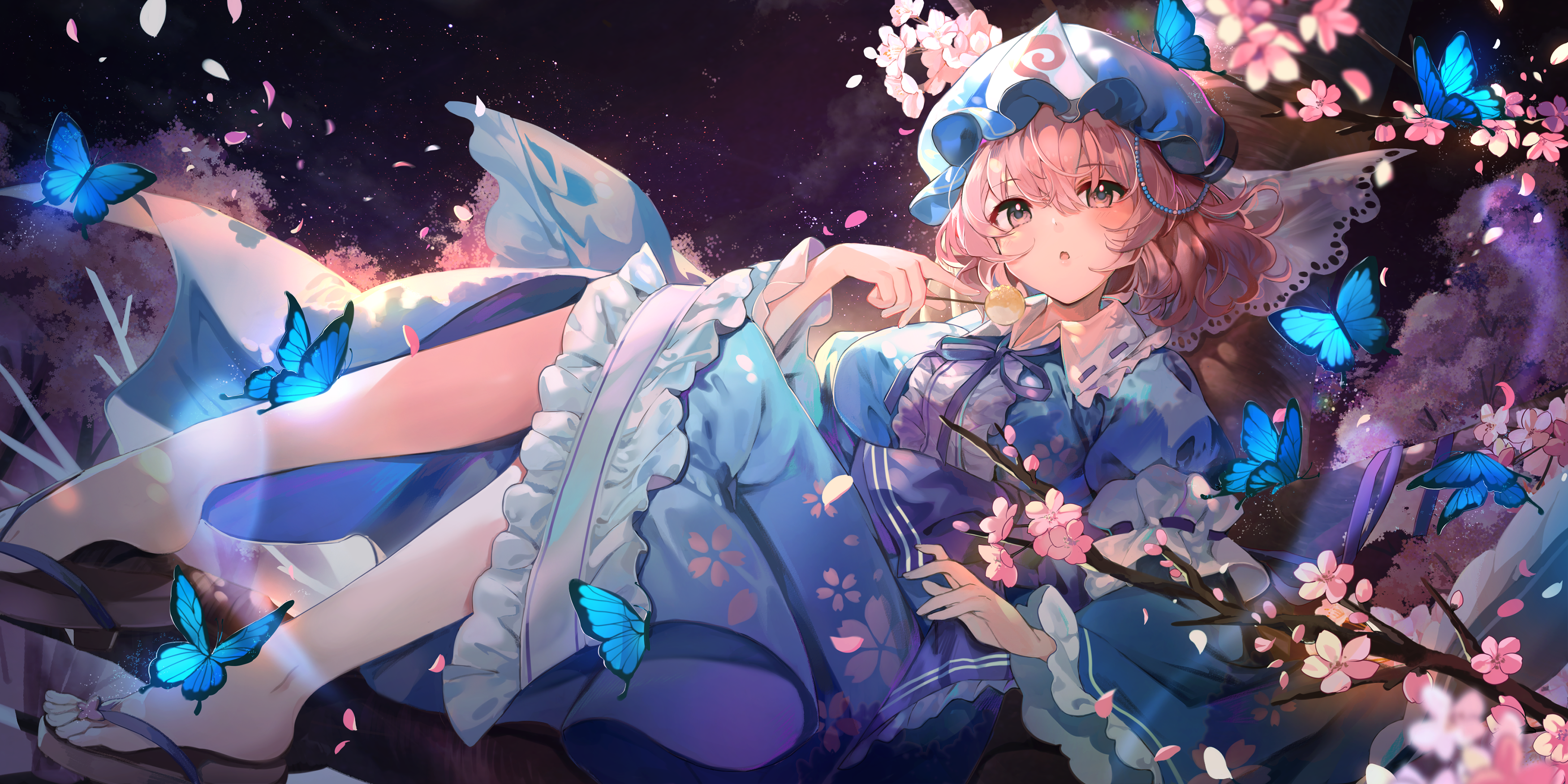 墨染の桜 by KiTA