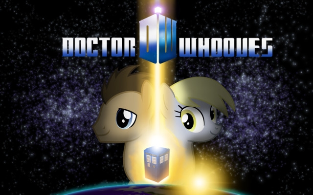 Doctor Hooves My Little Wallpaper The Wallpaper Source That